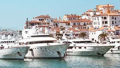 Tipos de vivienda en Marbella