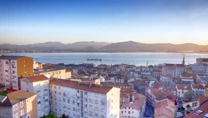 Tipos de vivienda en Santander