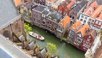 Type woningen in Dordrecht