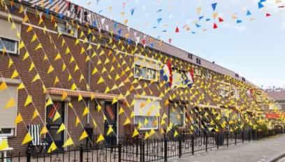 Type woningen in Helmond