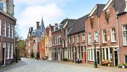 Type woningen in Leiden