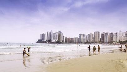 Tipos de imóveis em Guarujá