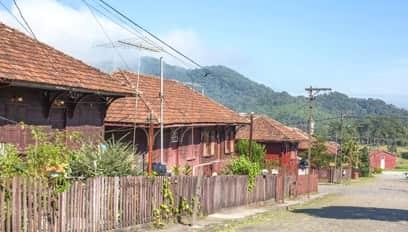 Tipos de imóveis em Santo André