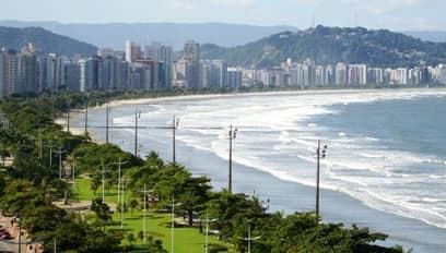 Tipos de imóveis em Santos