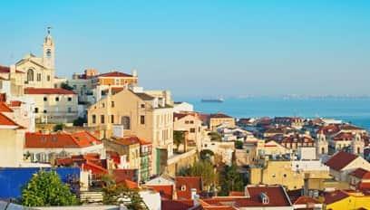 Tipos de imóveis em Lisboa