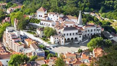 Tipos de imóveis em Sintra