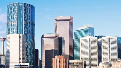 Property types in Calgary