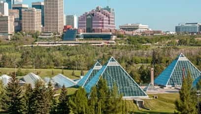 Property types in Edmonton