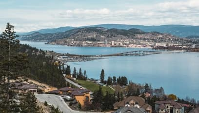 Property types in Kelowna
