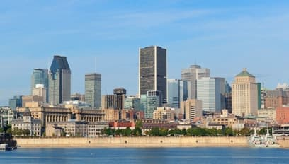 Property types in Montreal