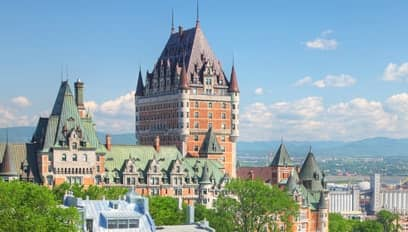 Property types in Quebec City