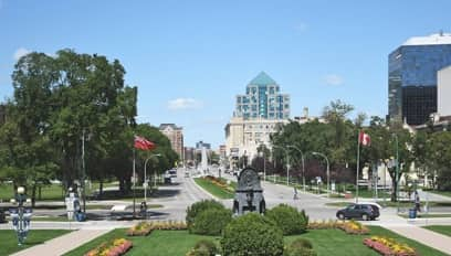 Property types in Winnipeg
