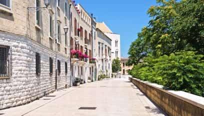 Tipologie di immobili a Bari