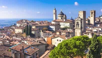 Tipologie di immobili a Bergamo