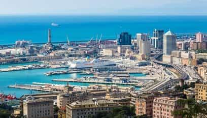 Tipologie di immobili a Genova