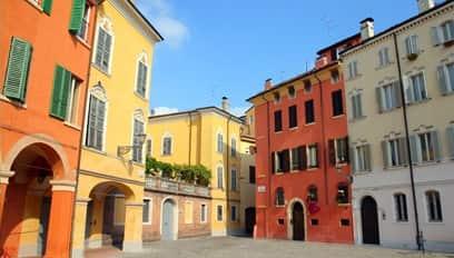 Tipologie di immobili a Modena