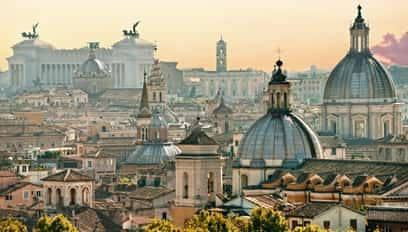 Tipologie di immobili a Roma