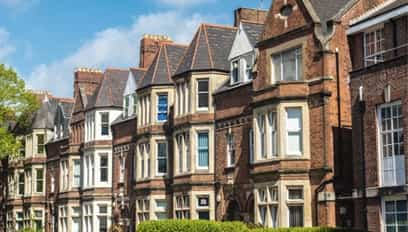 Property types in Cardiff
