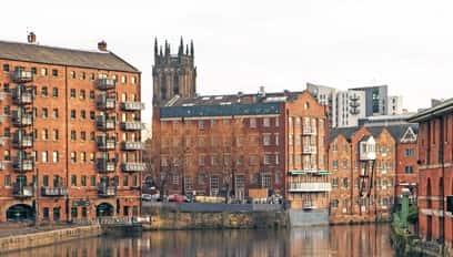 Property types in Leeds