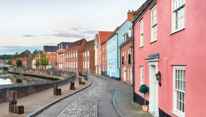 Property types in Norwich