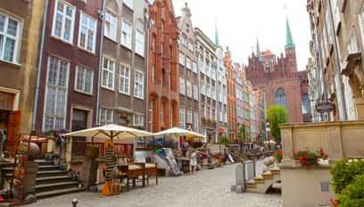 Gdańsk - rodzaje nieruchomości