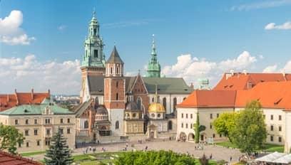 Kraków - rodzaje nieruchomości