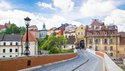 Lublin - rodzaje nieruchomości