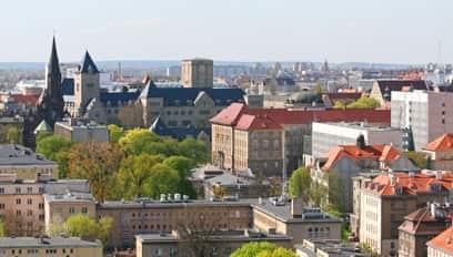 Poznań - rodzaje nieruchomości