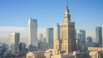 Warszawa - rodzaje nieruchomości