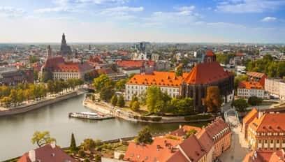 Wrocław - rodzaje nieruchomości