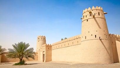 Property types in Al Ain