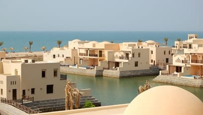 Property types in Ras Al Khaimah