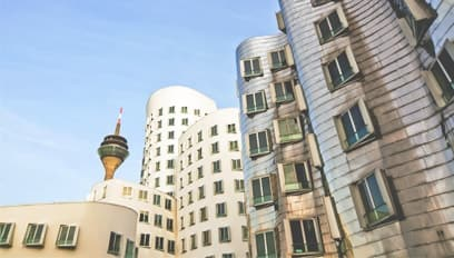 Immobilientypen in Düsseldorf