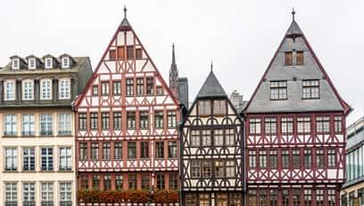Immobilientypen in Frankfurt