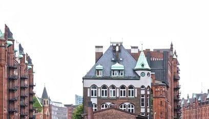 Immobilientypen in Hamburg