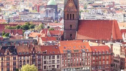 Immobilientypen in Hannover