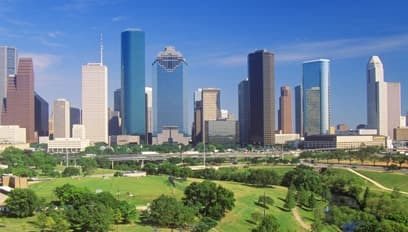 Property types in Houston