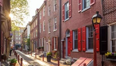 Property types in Philadelphia
