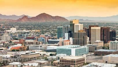 Property types in Phoenix