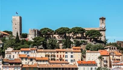 Biens immobiliers à Cannes