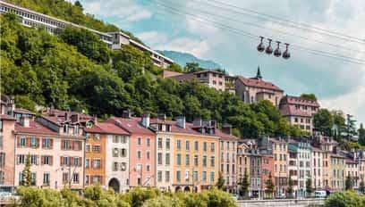Biens immobiliers à Grenoble