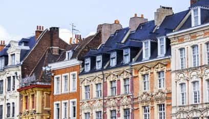 Biens immobiliers à Lille