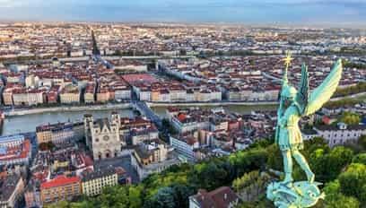 Biens immobiliers à Lyon
