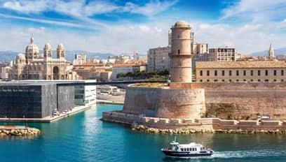 Biens immobiliers à Marseille