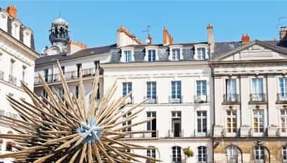 Biens immobiliers à Nantes