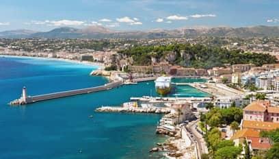 Biens immobiliers à Nice