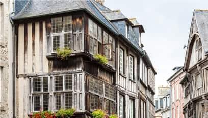 Biens immobiliers à Rennes