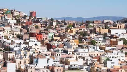 Tipos de inmueble en Ciudad México