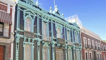 Tipos de inmueble en Puebla
