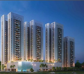 Merlin 5th Avenue, 1000 Acre Natural Lake, 70% Open Spaces at Salt Lake City in Kolkata